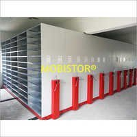 High Rise Mobile Storage Racks System
