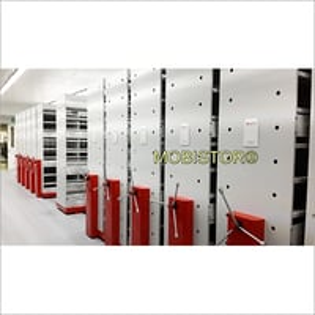Office Records Mobile Storage Racks