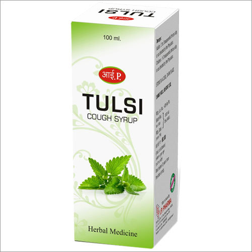 I.P. Tulsi Cough syrup
