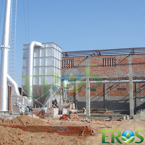 Air Pollution Control Equipment for Copper Recycling Plant