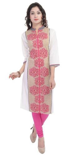 Pink Designer kurti