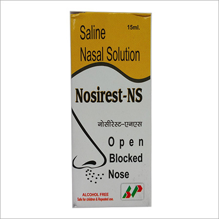Nosirest-NS Nasal Drops