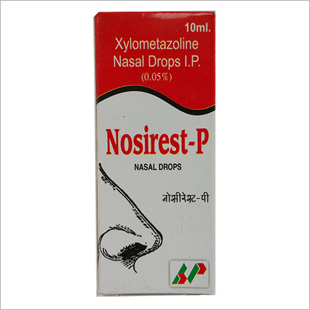 Nosirest-P Nasal Drops
