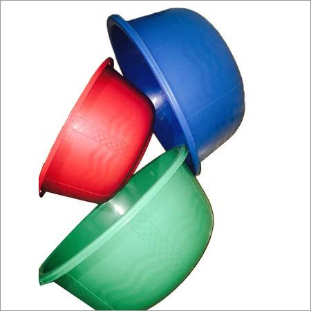 Transparent Plastic Tubs