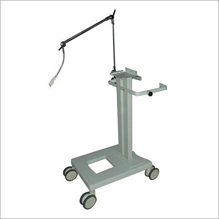 Steel Ventilator Trolley