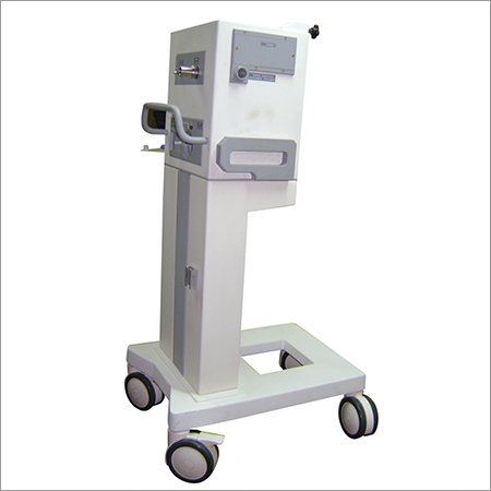 ICU Ventilator Trolley