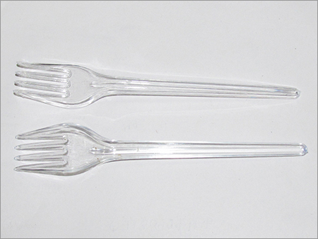 PVC Plastic Fork