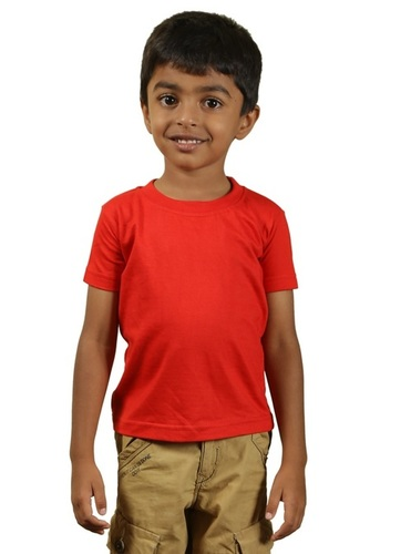 Kids Round Neck T Shirts