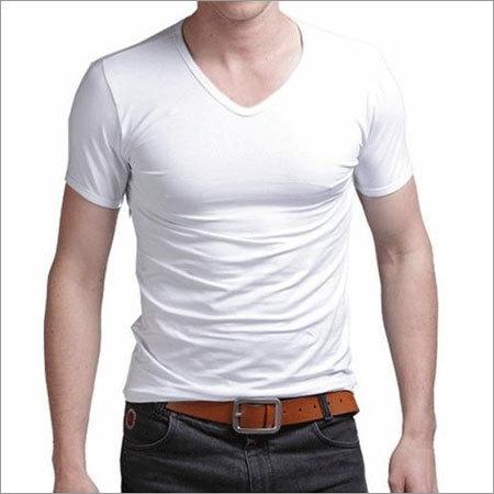 Mens Body Fit T Shirt