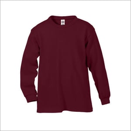 Mens Long Sleeve Polo T Shirts