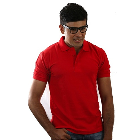 Cotton Polo T Shirts