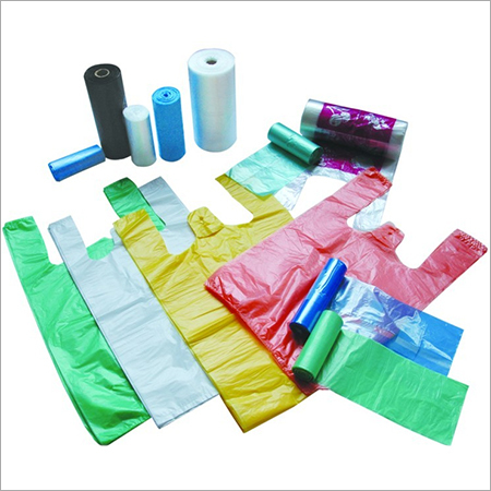 HDPE Star Sealed Plastic Bag