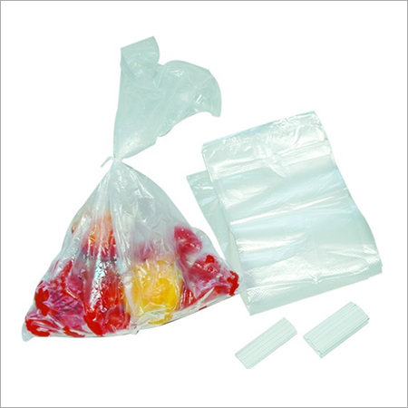 HDPE Food Bags