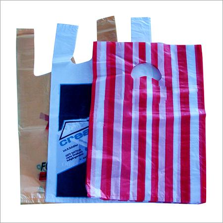 HDPE T-shirt Bags