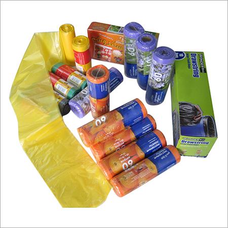 HDPE Garbage Bags