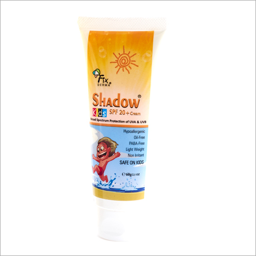 75 GM Shadow Kid SPF 20 + Sunscreen Cream