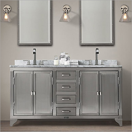 Stainless Steel Vanity At Best Price In Delhi Sajawat