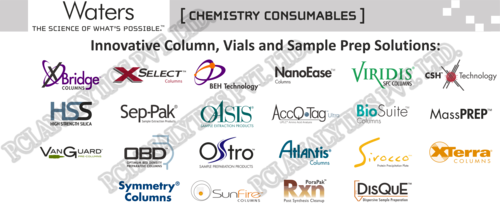 HPLC Columns Waters Chemistry Consumables
