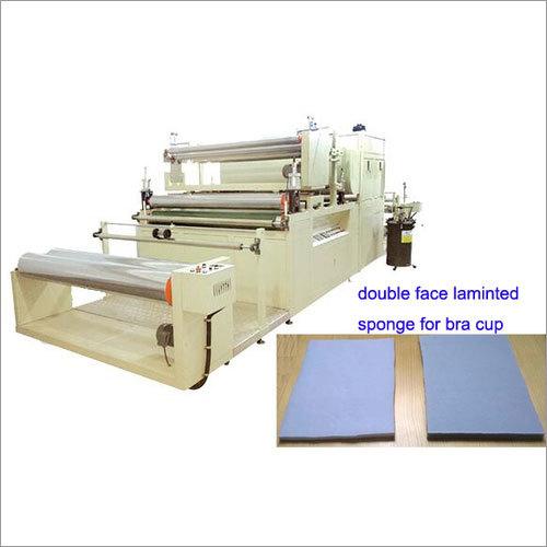 Quality Spraying Lamination Machine for Bra Cup