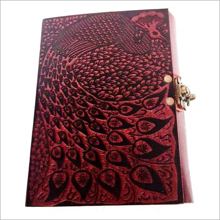 Color Leather Diary