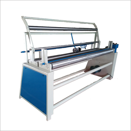 Fabric Rewinding Rolling Machine