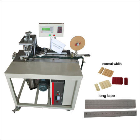Ultrasonic Hook and Eye Tape Cutting Machine