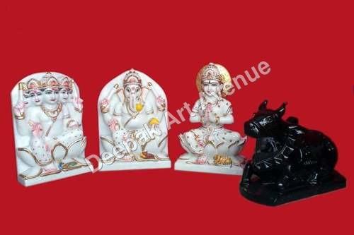 Marble God shiv panchayat