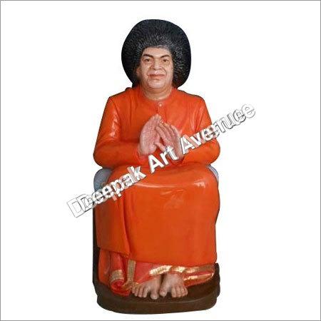 Sathya Sai Baba Marble Statue
