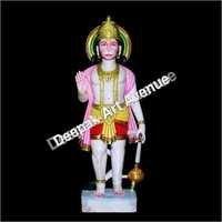 Marble Lord Hanuman Statues
