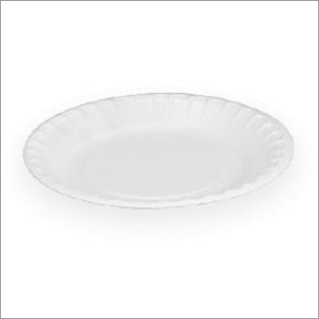 Round Foam Plate