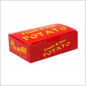 Potato Packaging Box
