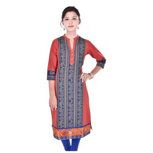 Khari design cotton kurti