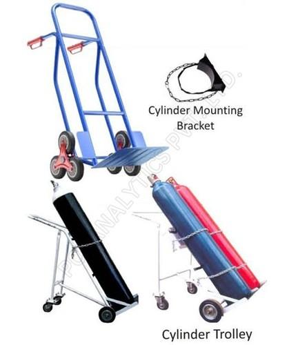 P-lok Cylinder Trolley & Cylinder Mounting Bracket