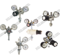 P-lok Gas Cylinder Regulators