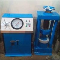 Cube Compression Testing Machine