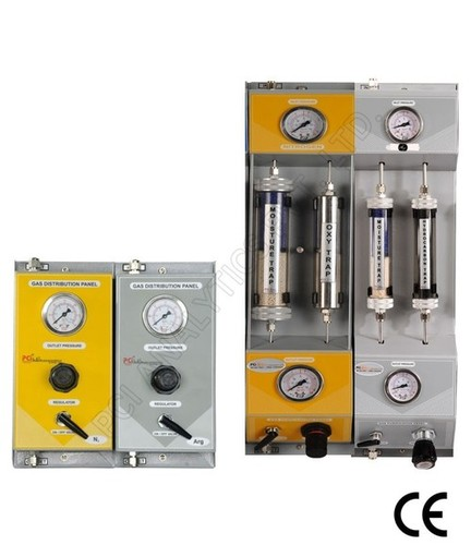 Gas Purification / Control System for ICP