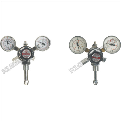 Double Stage Cylinder Regulator
