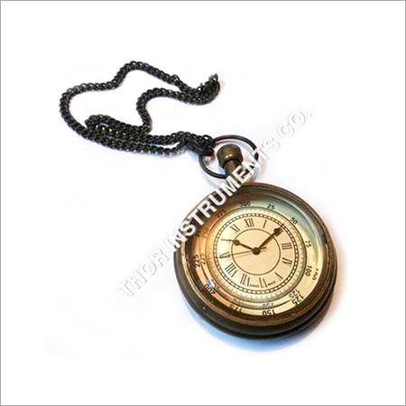 Retro Antique Brass Pocket Gift Watch