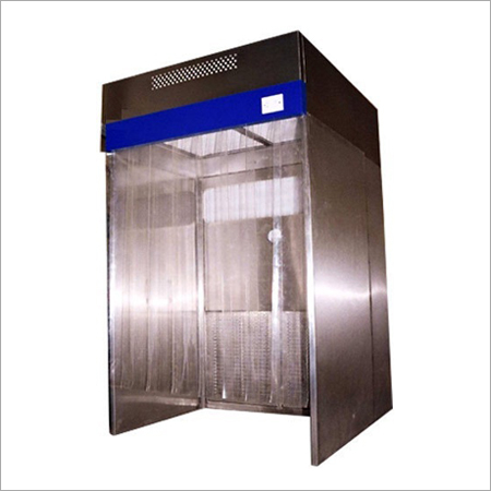 Powder Sampling & Dispensing Booths