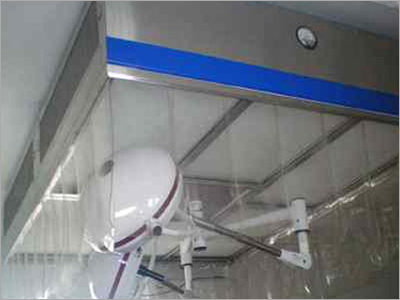 Ceiling Suspended Laminar Air Flow