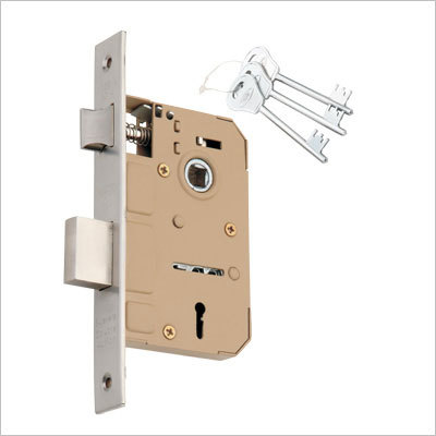 Safety Brass Mortise Lock BODY