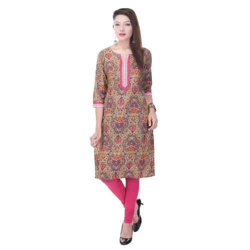 Side pocket kurti