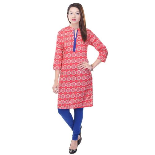 regular-fit Kurti  new