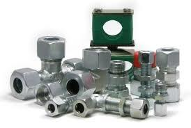 Stud Couplings with Nut & Ferrule / Nut & Weld Nipple
