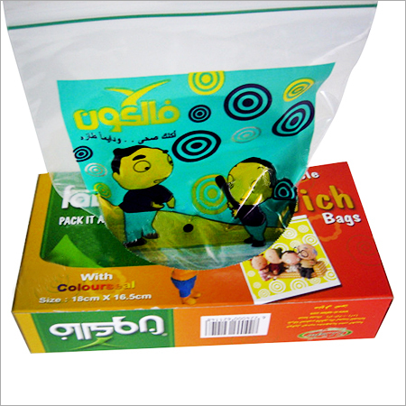 LDPE Zipper Lock Bags