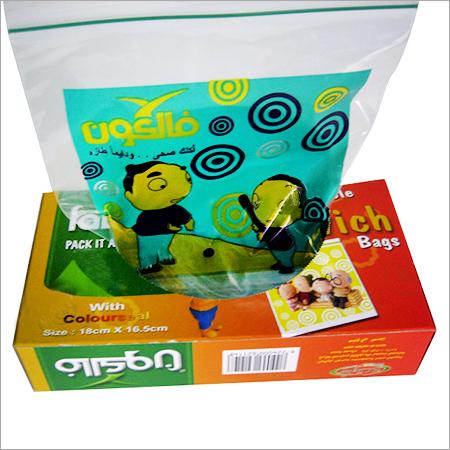 LDPE Zipper Lock Bags