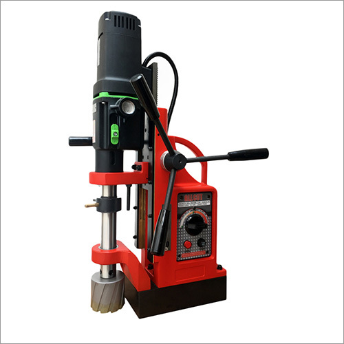 Magnetic Drill Machine