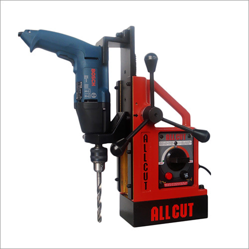 Magnetic Drill Machine With Stands