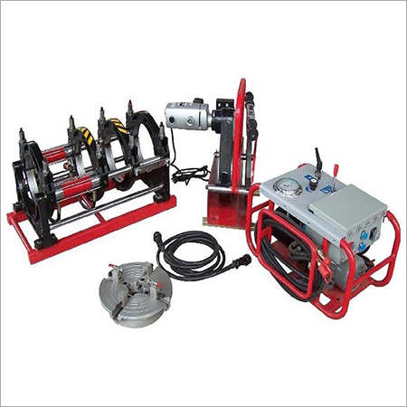 Hydraulic Butt Welding Machine for HDPE Pipe