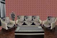 Chenille sofa cover madhuri